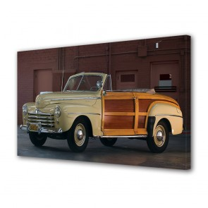 Tablou Canvas 1948  Ford Super Deluxe  Sportsman Convertible