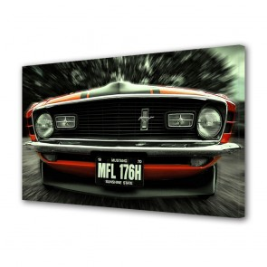 Tablou Canvas Ford Mustang